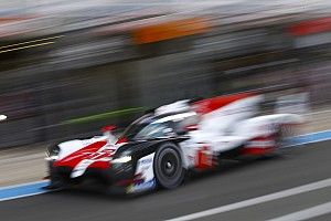 Le Mans test günü: Alonso lider kapattı