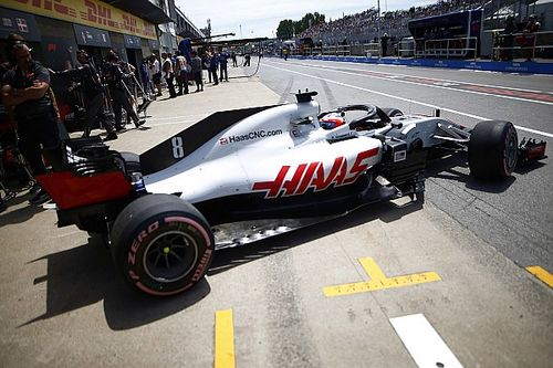 Haas diz que novo pacote é maior ganho da história do time