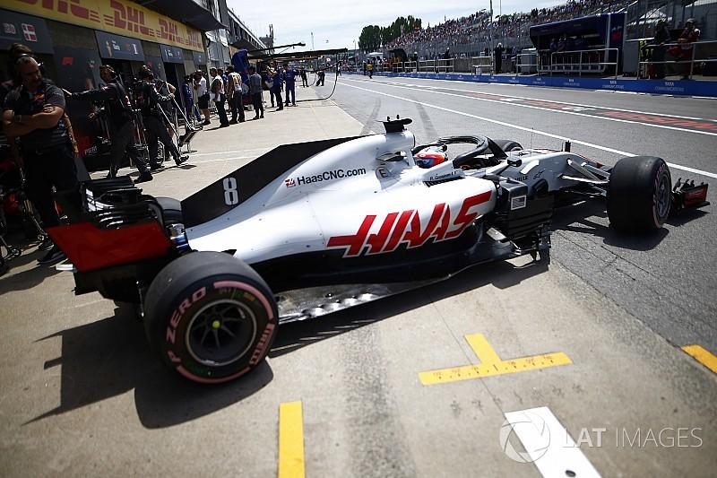 Грожан назвал канадские обновления Haas лучшими в истории команды