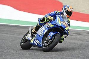 """Rins: """"Ducati está por delante en velocidad, pero Suzuki lo recupera en curva"""""""