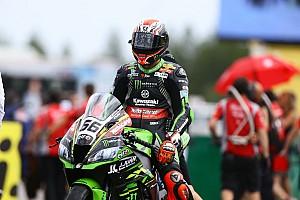 Sykes berpisah dengan Kawasaki WorldSBK