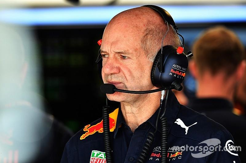 Newey resta in Red Bull: la Renault non lo insegue e punta sul suo gruppo tecnico