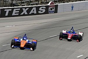 Texas IndyCar: Dixon leads Kanaan in evening practice