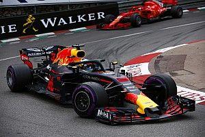 Red Bull says Ricciardo's car was 25% down on power