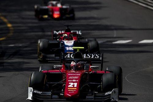Фуоко выиграл субботнюю гонку Ф2 в Монако