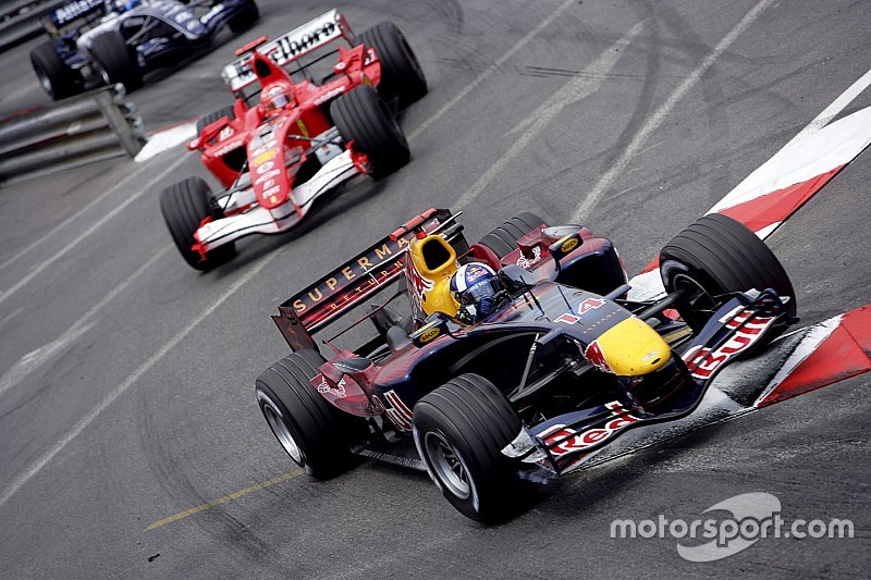 Häkkinen: F1 potrzebuje wojny oponiarskiej