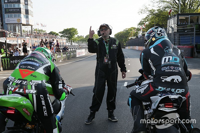 Isle of Man TT red flag procedure changed after Mercer incident
