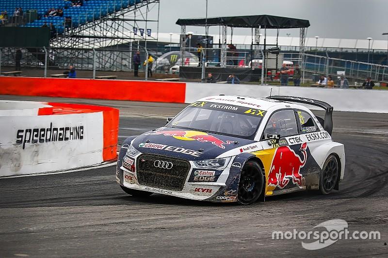 Ekstrom concedes World RX title to Kristoffersson