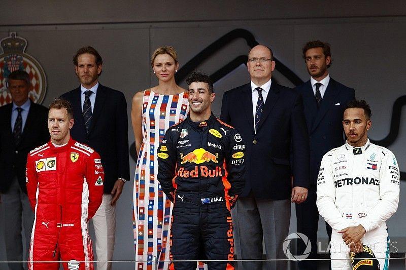 Alle Formel-1-Sieger des GP Monaco in Monte Carlo seit 2000