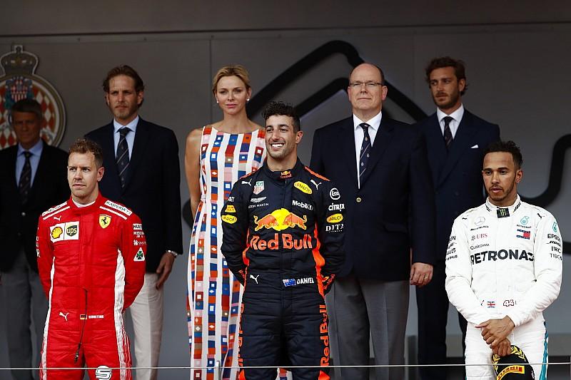 Гран Прі Монако: Ріккардо попри проблеми виграв гонку