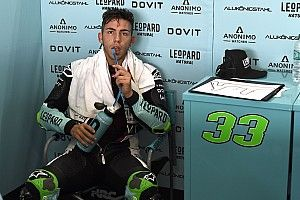 Moto3 Argentinië: Bastianini snelste in warm-up