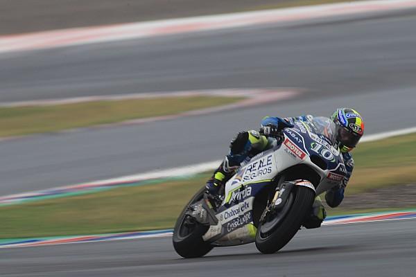 MotoGP Après une qualification prometteuse, Siméon a déchanté en course