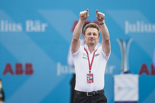 Erster Audi-Sieg: Teamchef McNish von Emotionen überrascht