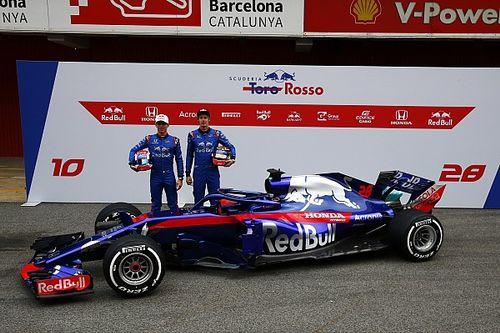 Toro Rosso dévoile la STR13 à moteur Honda