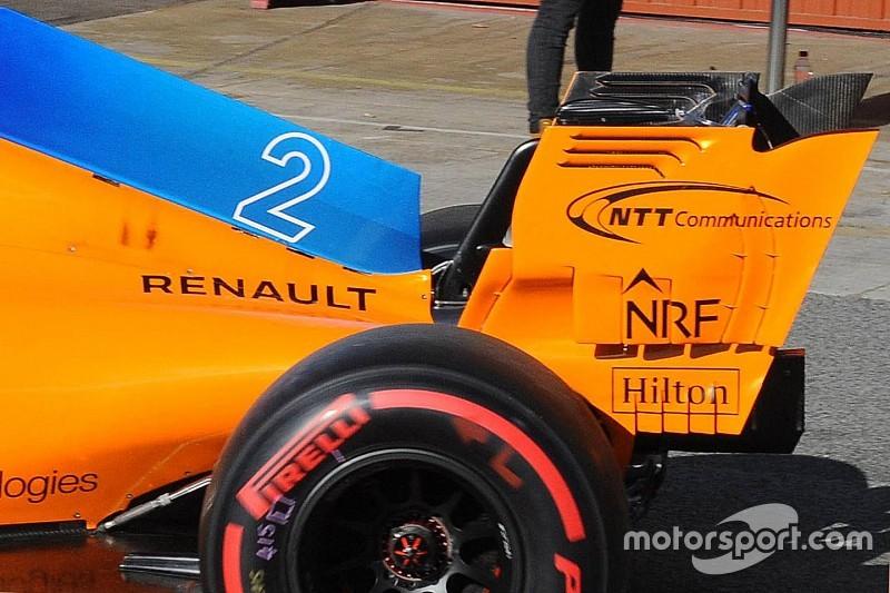 В McLaren отказались придавать значение проблемам на тестах