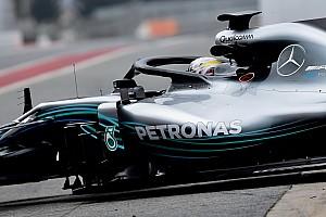 Formula 1 Breaking news Video: Mercedes says bold new sidepod design worth 0.25s