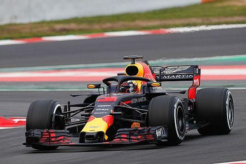 """Ricciardo tevreden met 105 ronden: """"Betrouwbaarheid op orde"""""""