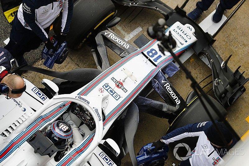 Williams y Martini terminará su relación a final de la temporada