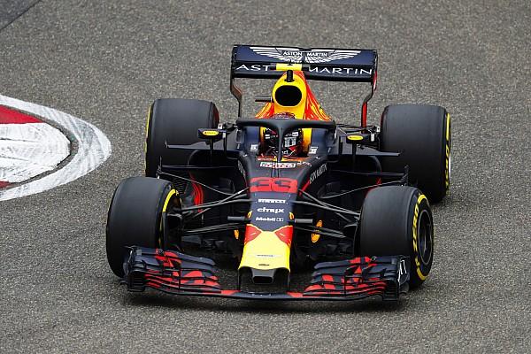 Verstappen's mistakes remind Red Bull of Vettel