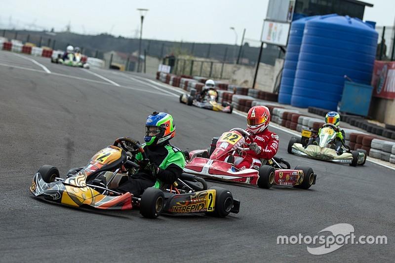 Karting Sezon Açılışı Tuzla'daydı