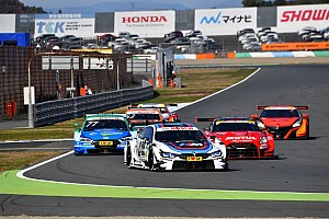 DTM Breaking news Mercedes DTM exit clears path to Super GT tie-up - Ullrich
