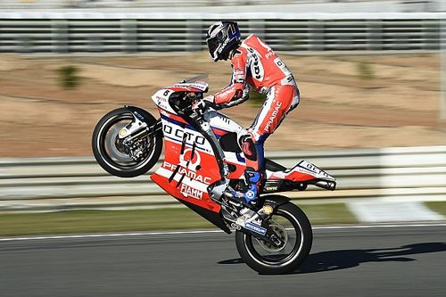 """El """"espíritu libre"""" de Redding no encajaba en MotoGP"""