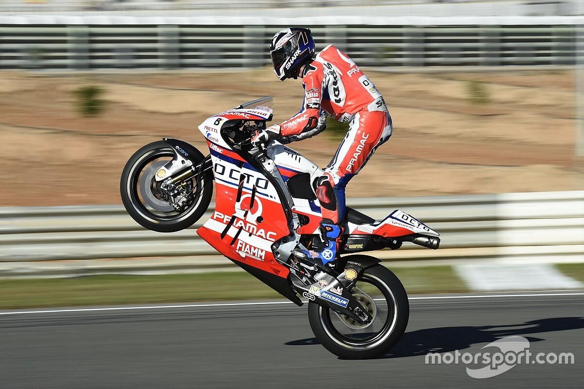 """""""MotoGP era demasiado estricto para el 'espíritu libre' Redding"""""""