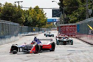 Formula E success my best shot at F1 future - Rosenqvist