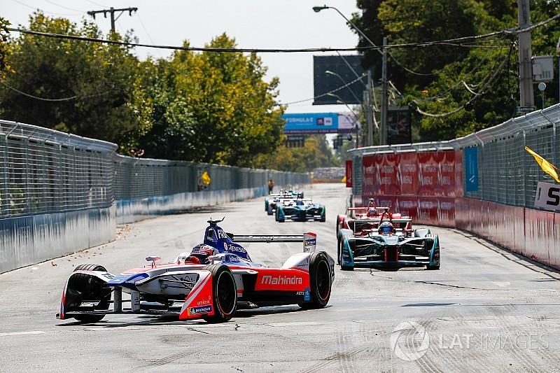 روزينكفيست: نجاحي في الفورمولا إي أفضل فرصة لي لبلوغ الفورمولا 1