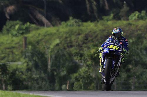 Yamaha in Sepang vorn: Valentino Rossi lobt Chassis und Verkleidung