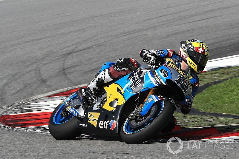 Luthi admits Moto2 style taking longer to shake off