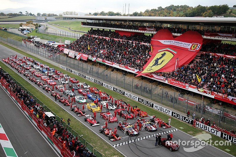 Finali Mondiali Ferrari: 70 anni di emozioni in pista