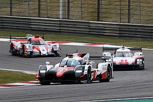 WEC上海決勝レポート:トヨタ8号車1周差圧勝も2号車ポルシェ王者に