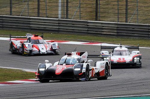 Shanghai, 6°Ora: Toyota vince con il giallo. A Porsche e Ferrari il Mondiale