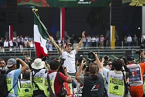 Перес: Ми виграли чемпіонат у другій категорії