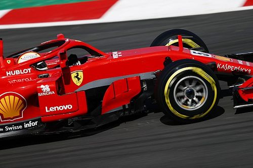 Vettel: Ferrari tem três problemas para solucionar