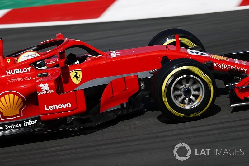 Vettel describe los tres problemas a resolver por Ferrari