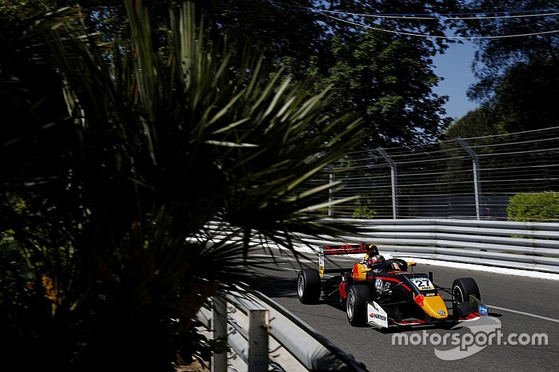 EK F3 Pau: Ticktum pakt pole, Schumacher crasht