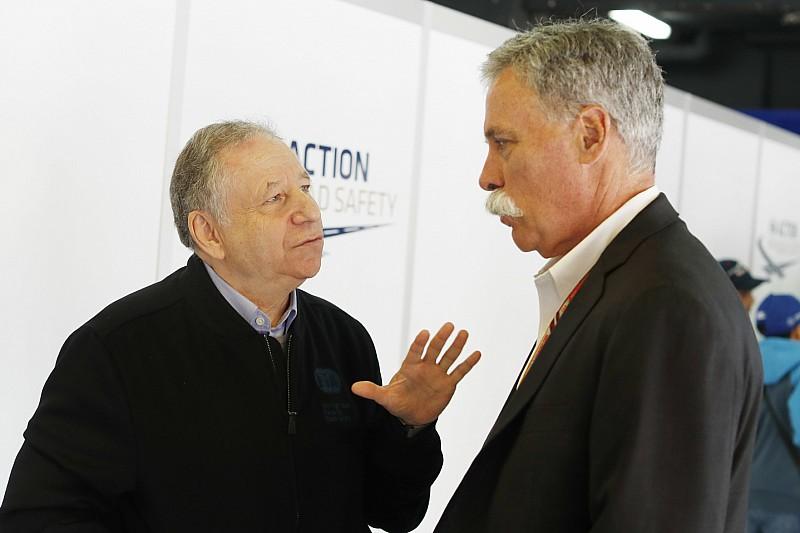 F1 yönetimi, yarış formatında değişiklik düşünüyor