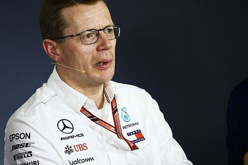 Cowell to step down as Mercedes F1 engine boss