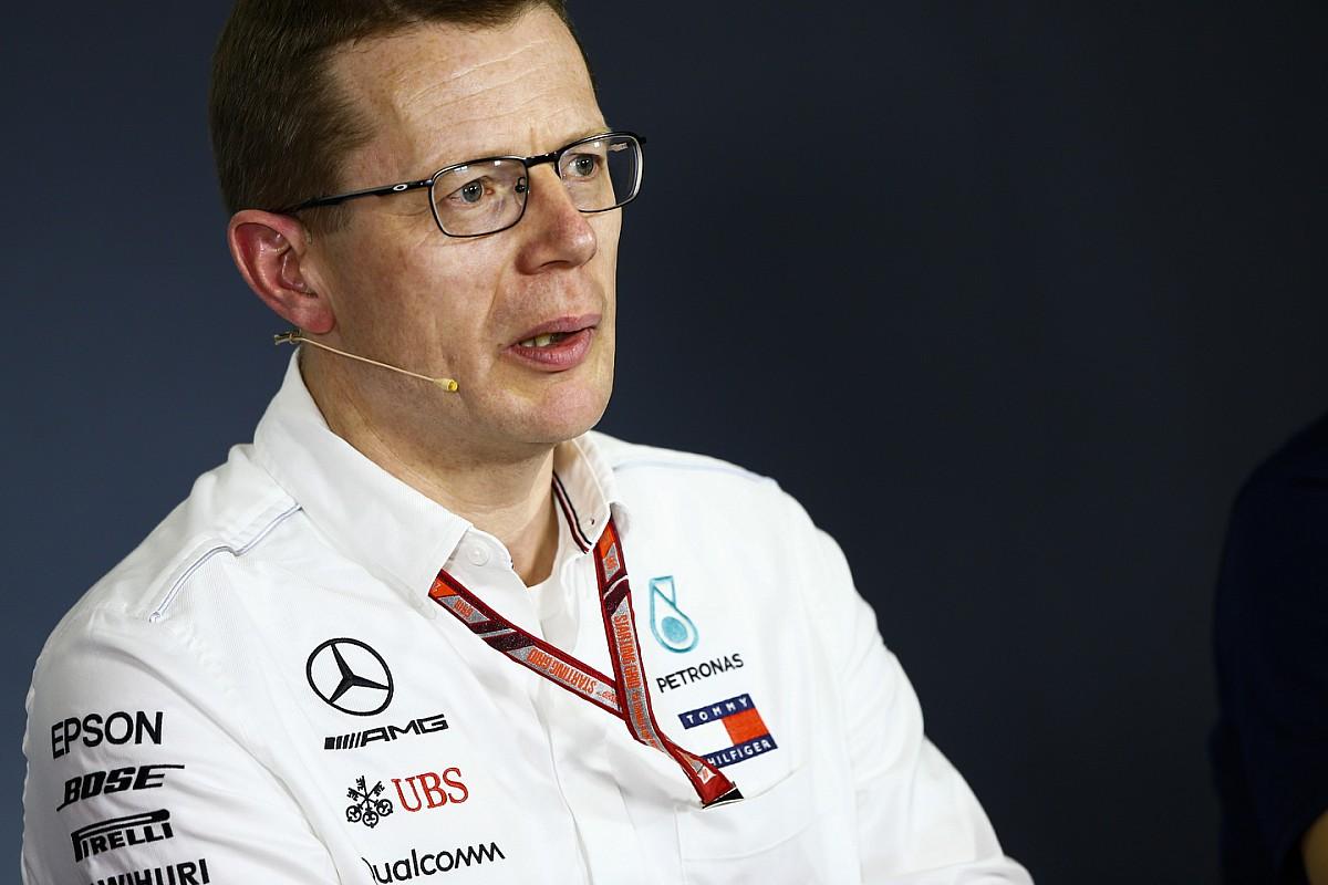 Resmi: Mercedes'in motor şefi Cowell görevinden ayrılıyor!