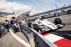 Gallery: Chandhok drives classic Williams F1 cars in Monaco