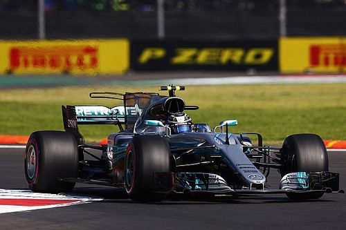 Mexican GP: Mercedes in front as Bottas dominates FP1