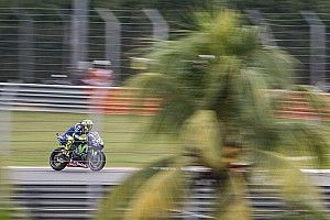 """Sur le mouillé, """"la situation s'est un peu améliorée"""" selon Rossi"""