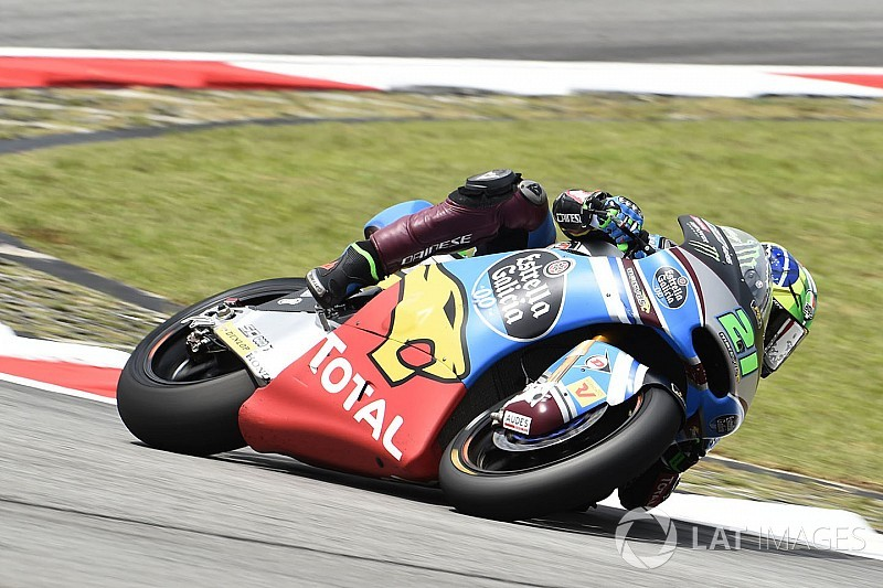Morbidelli si giocherà il match point dalla pole position a Sepang