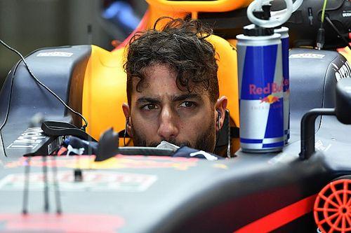 Ricciardo e Hartley sofrem punições no grid do GP do México