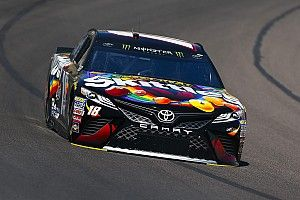Kyle Busch beats Harvick to Stage 1 win at Phoenix
