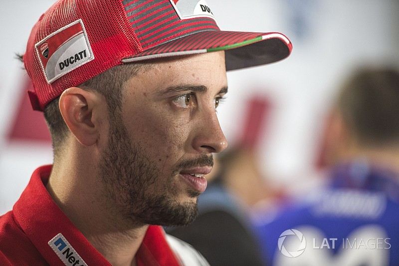 Dovizioso tiene como objetivo ganar el mundial de MotoGP
