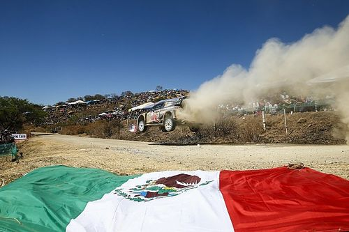 Mexico WRC: Ogier grabs lead from Loeb
