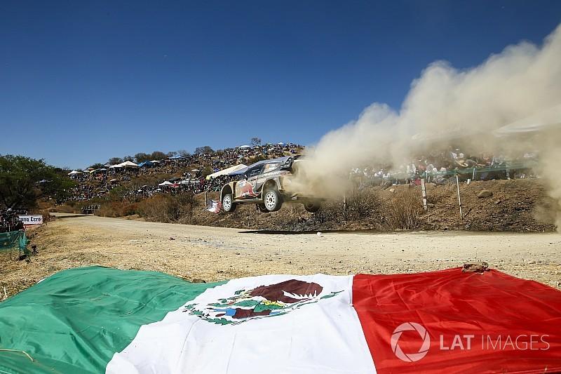 Mexico WRC: Ogier grabs lead from Loeb